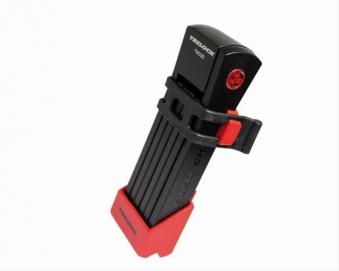 Faltschloß 'Trelock FS 200 Two.Go' rot Bild 1