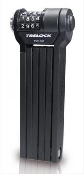 Faltschloß Trelock 'FS 260 Code' schwarz Bild 1