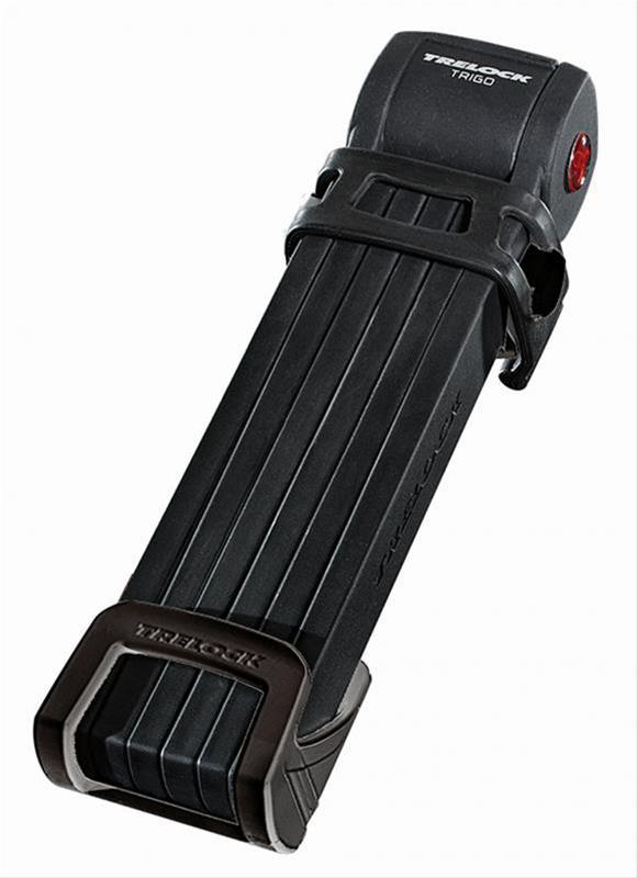 Faltschloß Trelock 'FS 300L' schwarz Bild 1