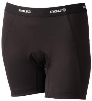 Fahrrad-Unterhose Damen Unterhose AGU Comfort Gr. M schwarz Bild 1