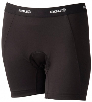 Fahrrad-Unterhose Damen Unterhose AGU Comfort Gr. XL schwarz Bild 1