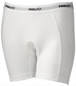 Fahrrad-Unterhose Damen Unterhose AGU Comfort Gr. XXL weiß Bild 1