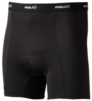Fahrrad-Unterhose Herren Unterhose AGU Comfort schwarz Gr. M Bild 1