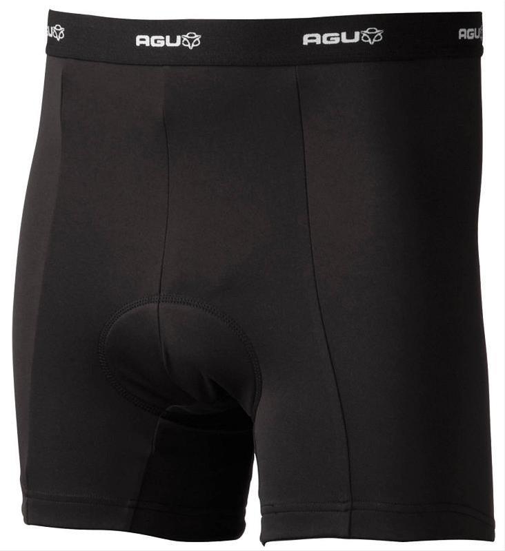 Fahrrad-Unterhose Herren Unterhose AGU Comfort schwarz Gr. S Bild 1