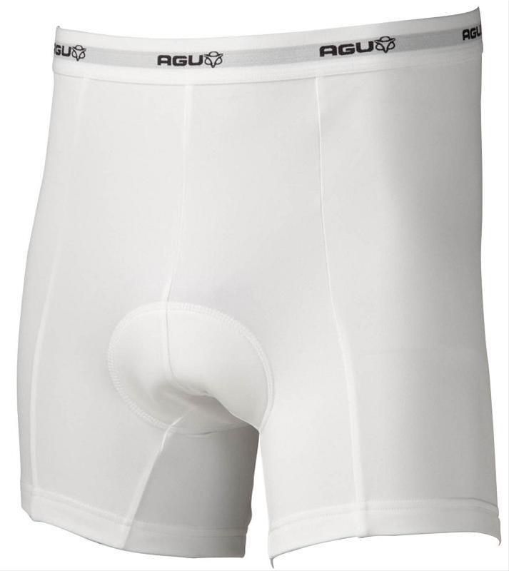 Fahrrad-Unterhose Herren Unterhose AGU Comfort weiß Gr. XXL Bild 1