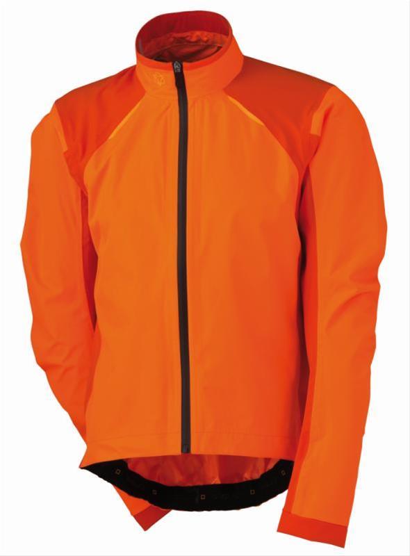 Wind- und Regenjacke AGU Secco Evo Gr. L orange Bild 1