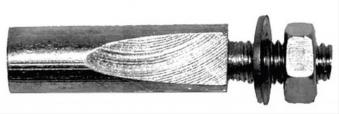 Kurbelkeil 9,5 mm Bild 1