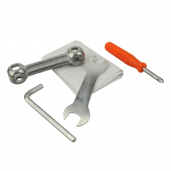 Fischer Werkzeug-Set 5-teilig für Fahrräder Bild 1