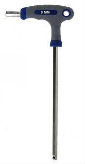 Innensechskantschlüssel mit T-Griff 8mm Bild 1