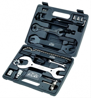 Werkzeugkoffer Fahrrad Point 32 Teile Bild 1