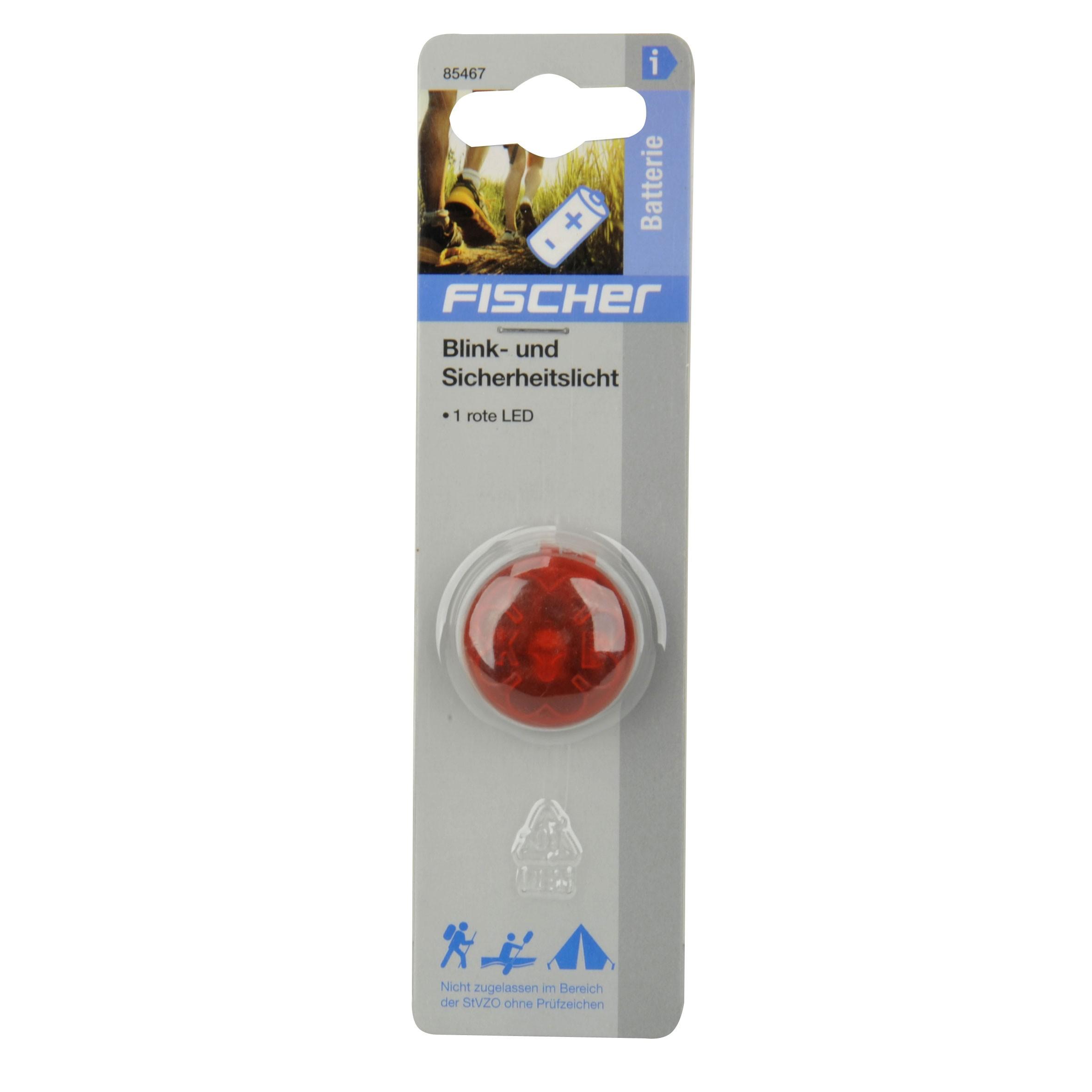 Fischer LED Blink- und Sicherheitslicht Bild 2