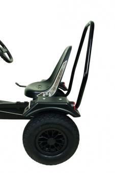 Überrollbügel schwarz für Gokart  DINO CARS Bild 2