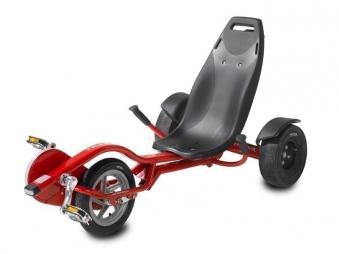 Gokart / Balance Bike / Dreirad EXIT Triker Pro 100 rot Bild 1