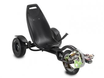 Gokart / Balance Bike / Dreirad EXIT Triker Pro 100 schwarz Bild 1