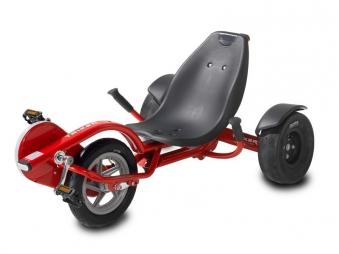Gokart / Balance Bike / Dreirad EXIT Triker Pro 50 rot Bild 1