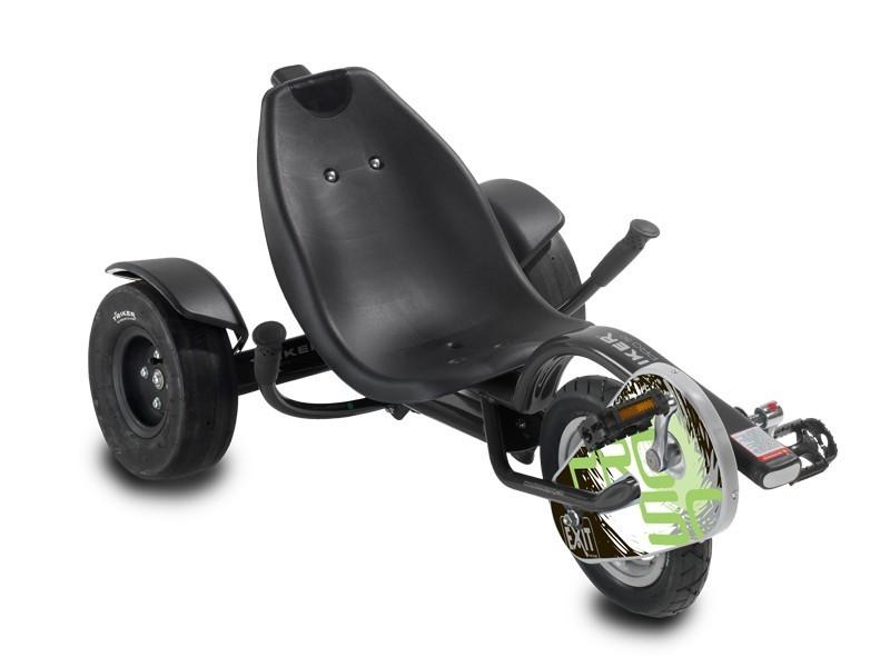 Gokart / Balance Bike / Dreirad EXIT Triker Pro 50 schwarz Bild 1