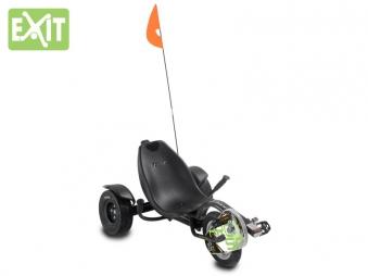 Gokart / Balance Bike / Dreirad EXIT Triker Pro 50 schwarz Bild 2