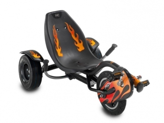 Gokart / Balance Bike / Dreirad EXIT Triker Rocker Fire Bild 1