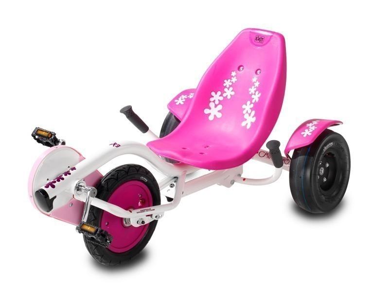 Gokart / Balance Bike / Dreirad EXIT Triker Rocker Lady Bild 1