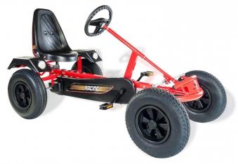 Gokart / Pedal-Gokart Classics Sport BF1 rot DINO CARS Bild 1