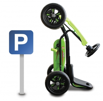 Gokart / Pedal-Gokart EXIT Foxy Bild 4