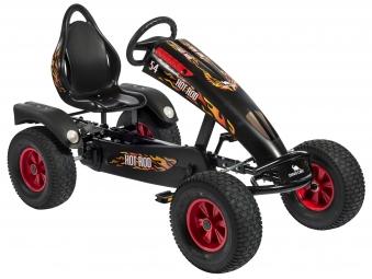 Gokart / Pedal-Gokart Editions Hot Rod BF1 schwarz DINO CARS Bild 1