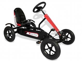 Gokart / Pedal-Gokart Kids Speedy Massey Ferguson BF1 DINO CARS Bild 1