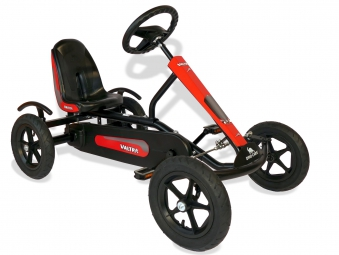 Gokart / Pedal-Gokart Kids Speedy Valtra BF1 DINO CARS Bild 1