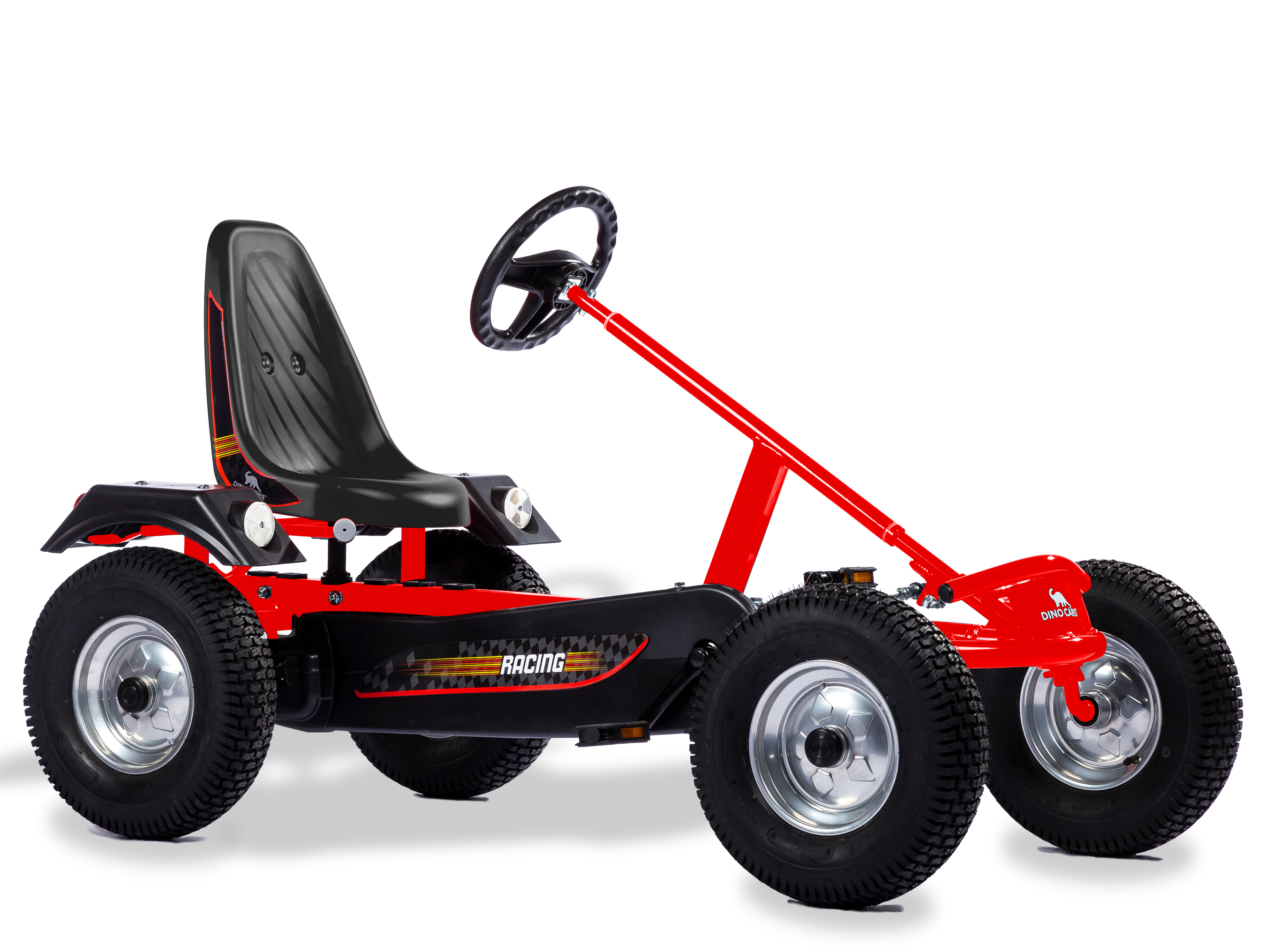 Gokart / Pedal-Gokart ProLine Sport F rot DINO CARS Bild 1