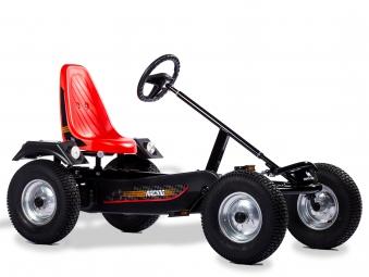 Gokart / Pedal-Gokart ProLine Sport F schwarz DINO CARS Bild 1