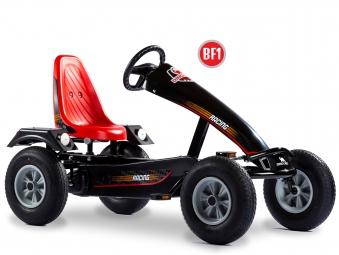 Gokart / Pedal-Gokart RaceLine Super Sport BF1 schwarz DINO CARS Bild 1