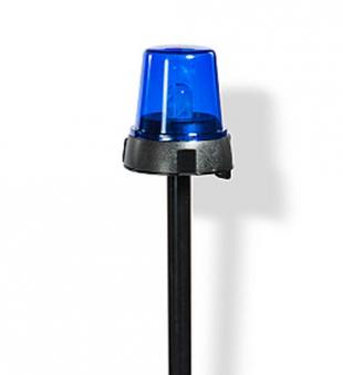 Rundumleuchte / Blaulicht für Gokart DINO CARS Bild 1