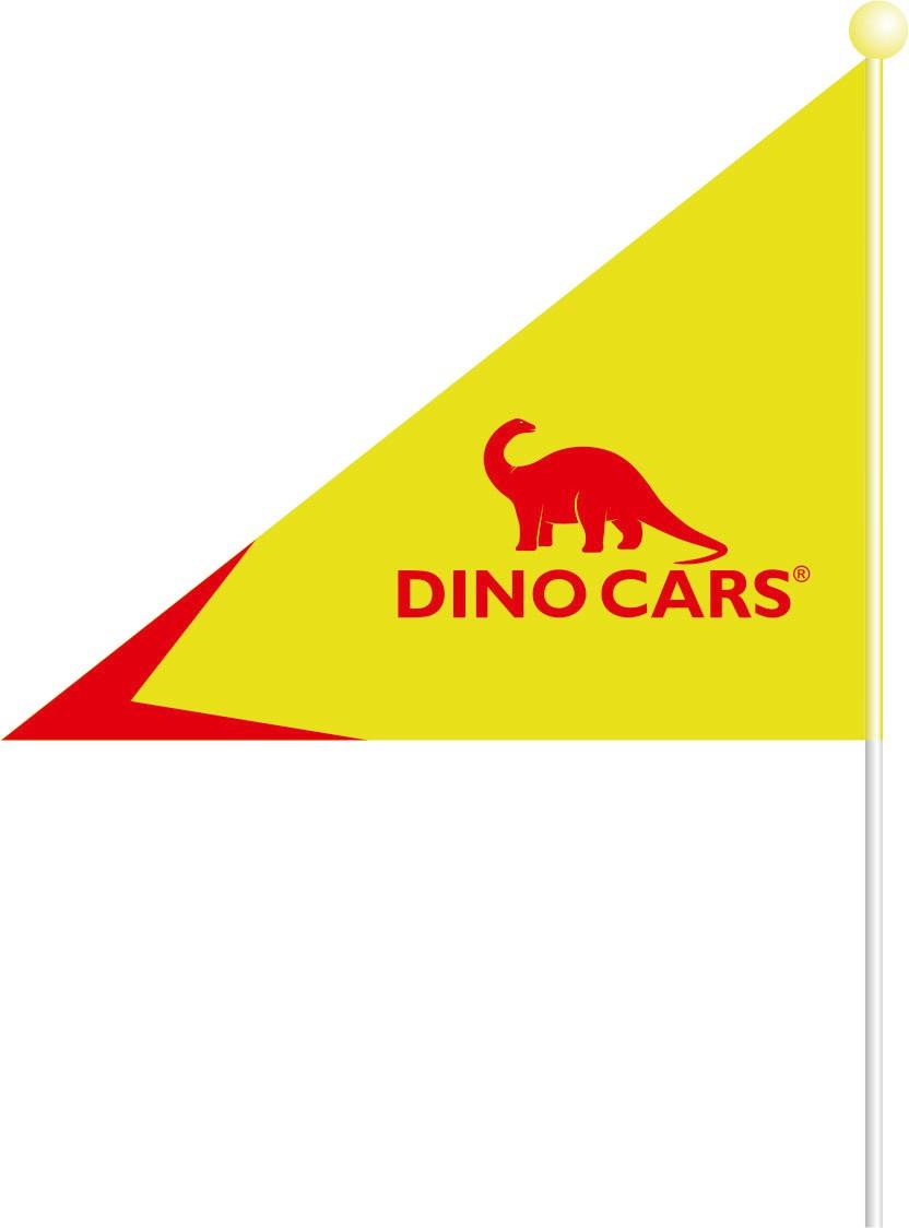 Sicherheitsfahne für Gokart DINO CARS Bild 1
