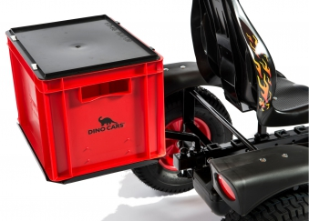 Transportbox für Gokart DINO CARS