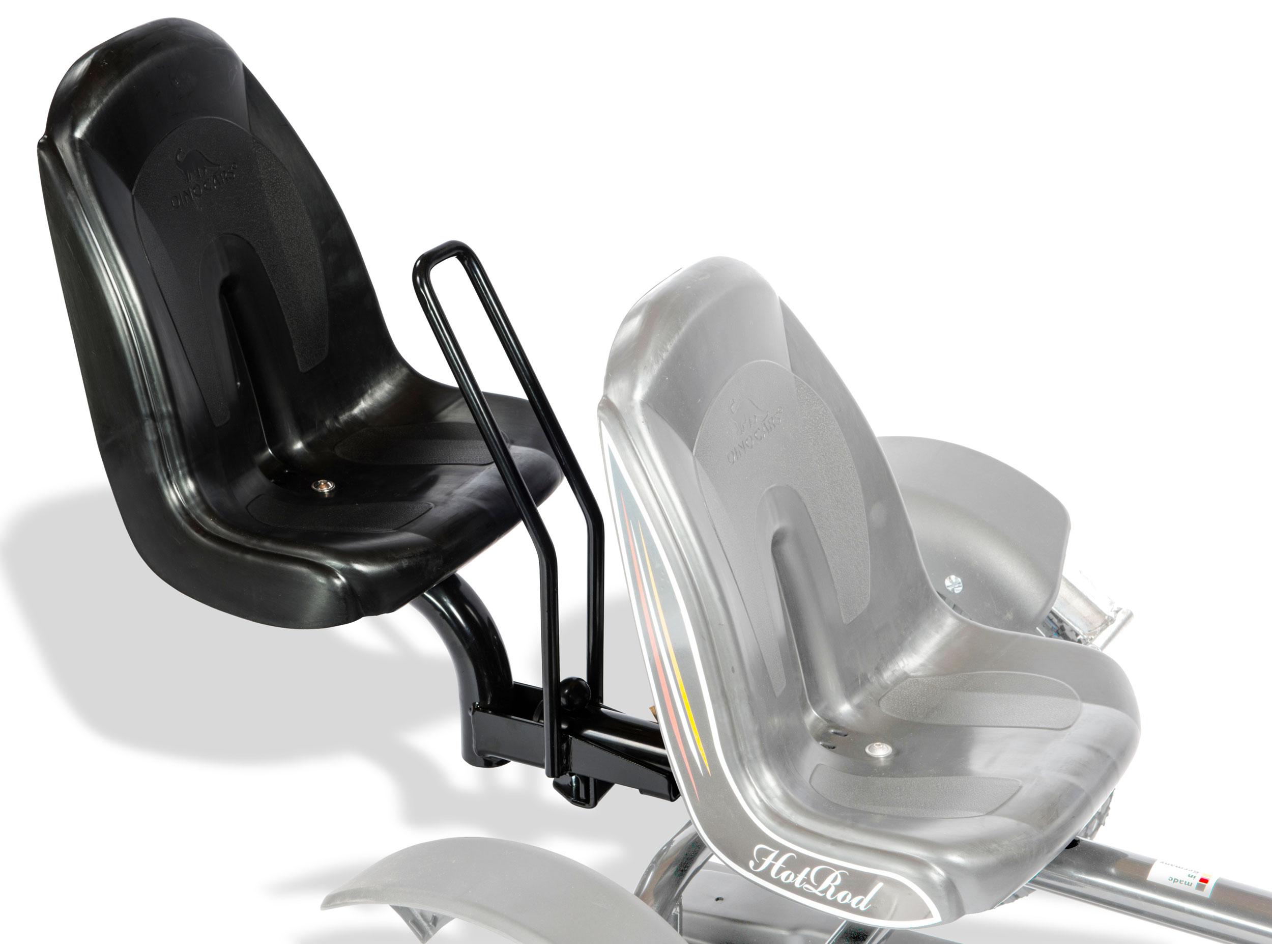 Zusatzsitz für Gokart Speedy / Junior DINO CARS Bild 1