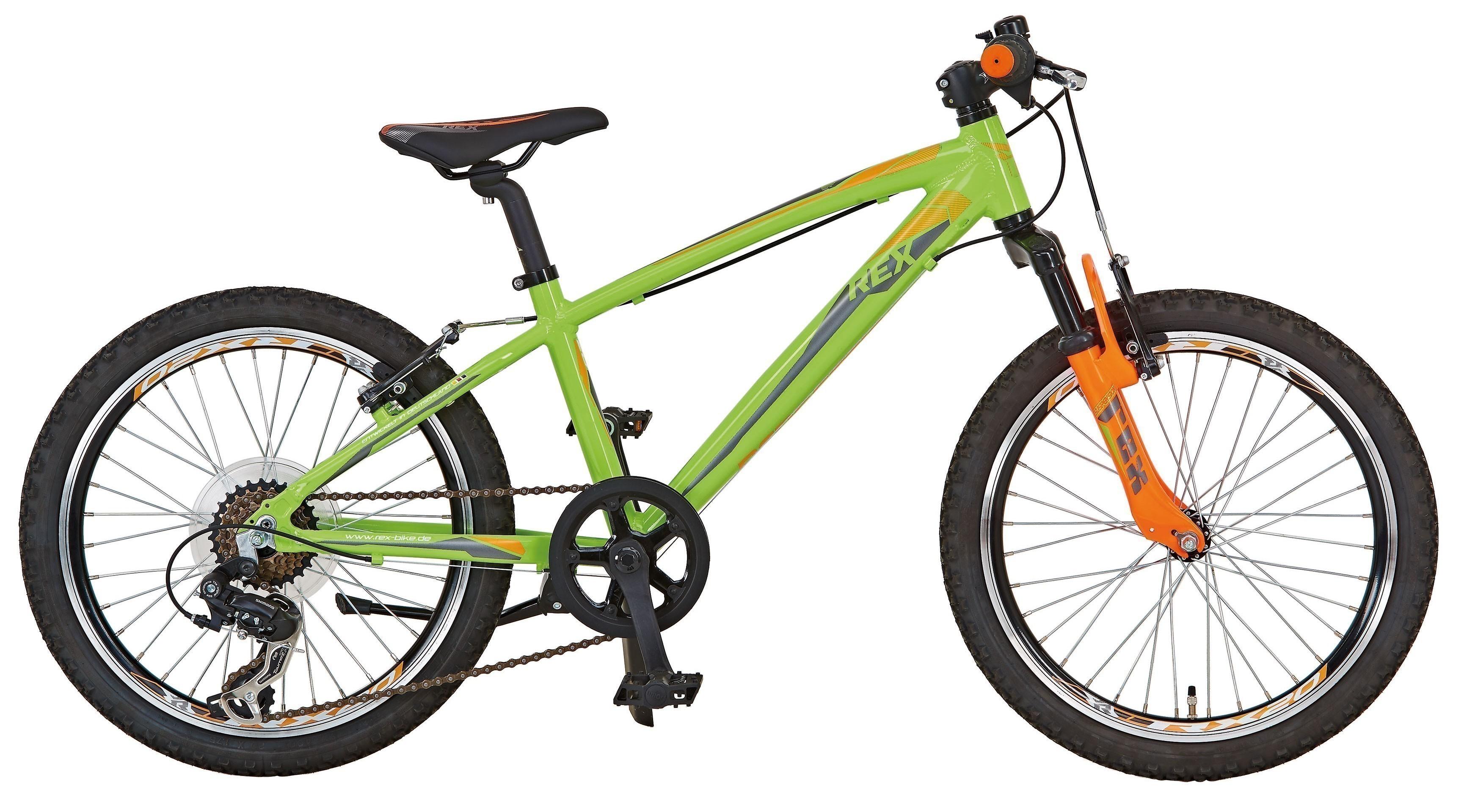 kinderfahrrad mountainbike jungen mtb bergsteiger kid 20. Black Bedroom Furniture Sets. Home Design Ideas