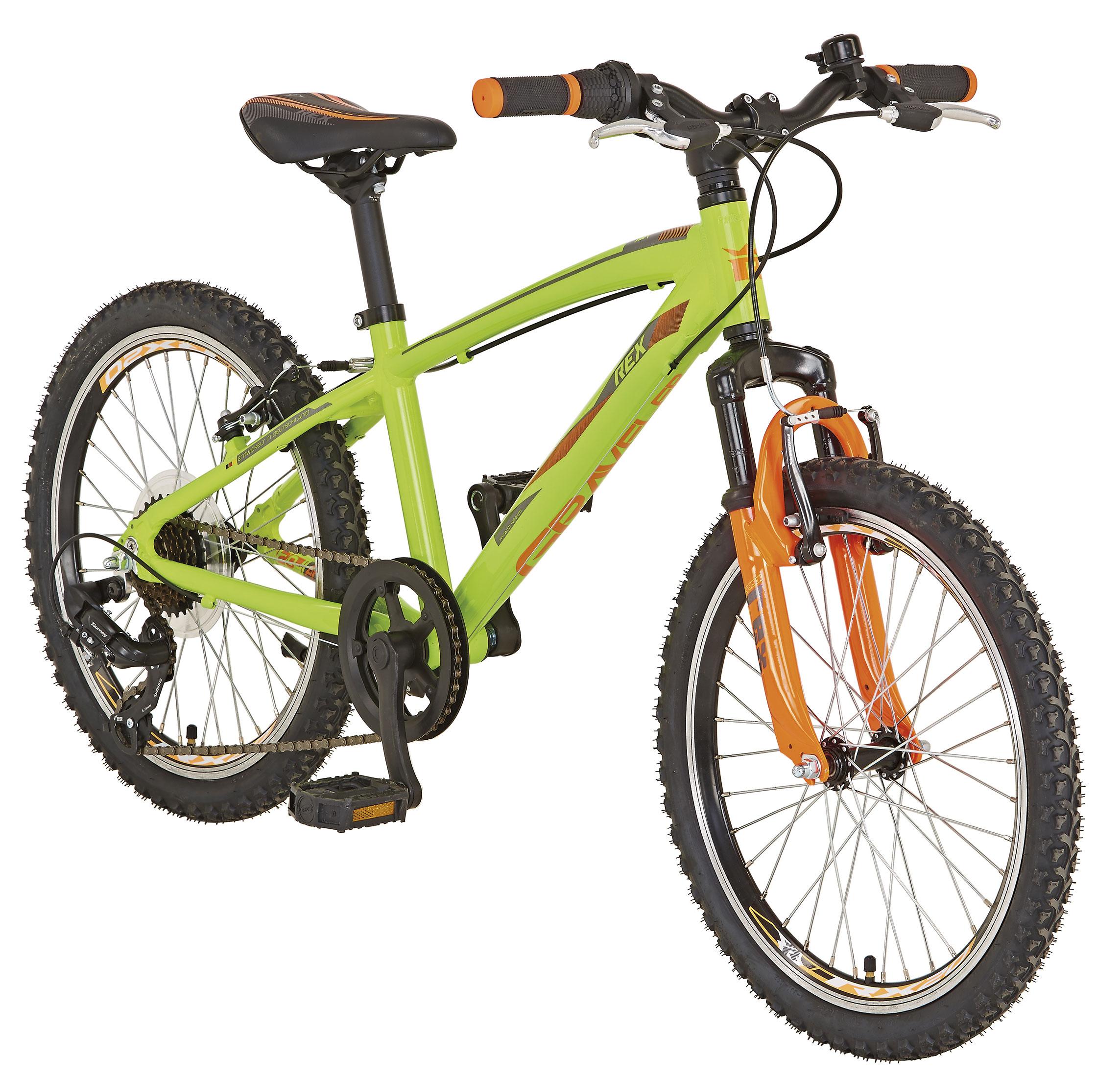 kinderfahrrad mountainbike jungen mtb kid 20 rexbike. Black Bedroom Furniture Sets. Home Design Ideas
