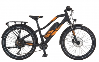 "Rex Bike Jugend Elektrofahrrad / E-All Terrain Bike Graveler Kids 24"" Bild 1"