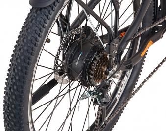 "Rex Bike Jugend Elektrofahrrad / E-All Terrain Bike Graveler Kids 24"" Bild 3"