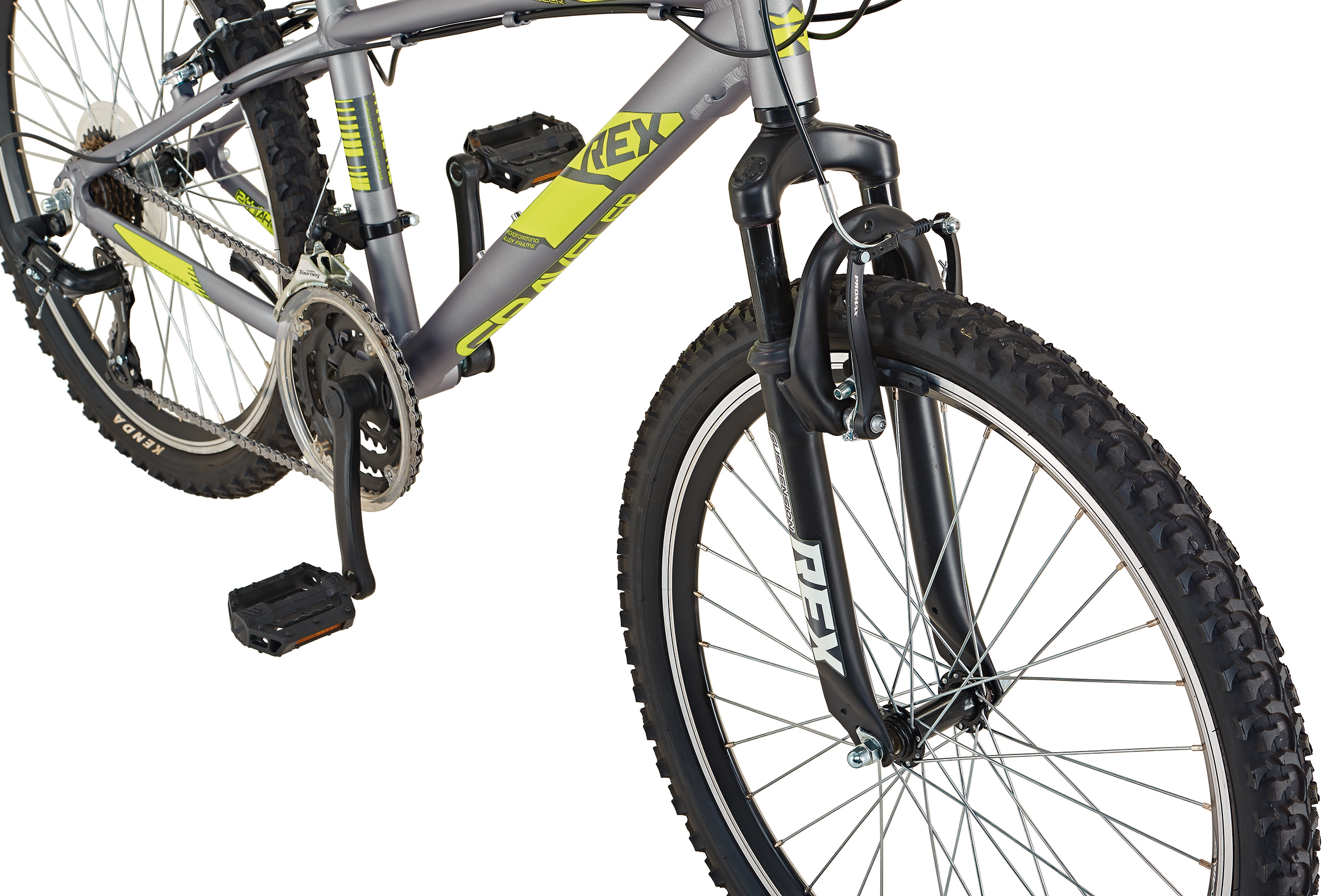 "Rex Bike Jugendfahrrad / Graveler Twentyfour Kids Bike 24"" Bild 5"