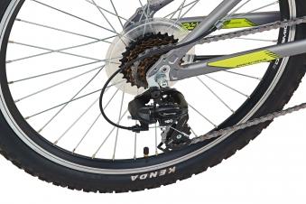 "Rex Bike Jugendfahrrad / Graveler Twentyfour Kids Bike 24"" Bild 4"