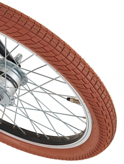 "Prophete City Faltrad Geniesser 1.0 City Bike 20"" Bild 4"