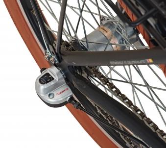 "Prophete City Faltrad Geniesser 1.0 City Bike 20"" Bild 5"
