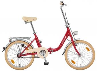 "Prophete City Faltrad Geniesser 9.0 City Bike 20"" Bild 1"