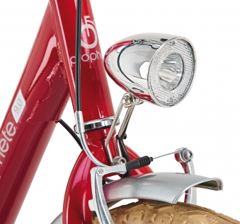 "Prophete City Faltrad Geniesser 9.0 City Bike 20"" Bild 4"