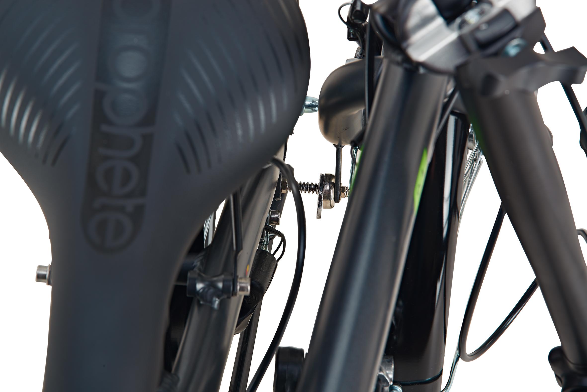 "Prophete City Faltrad Geniesser 9.1 City Bike 20"" Bild 5"
