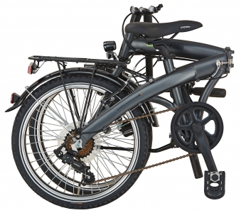 "Prophete City Faltrad Geniesser 9.1 City Bike 20"" Bild 3"