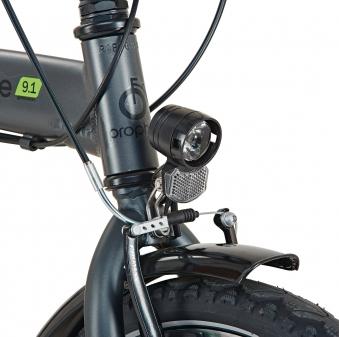 "Prophete City Faltrad Geniesser 9.1 City Bike 20"" Bild 6"