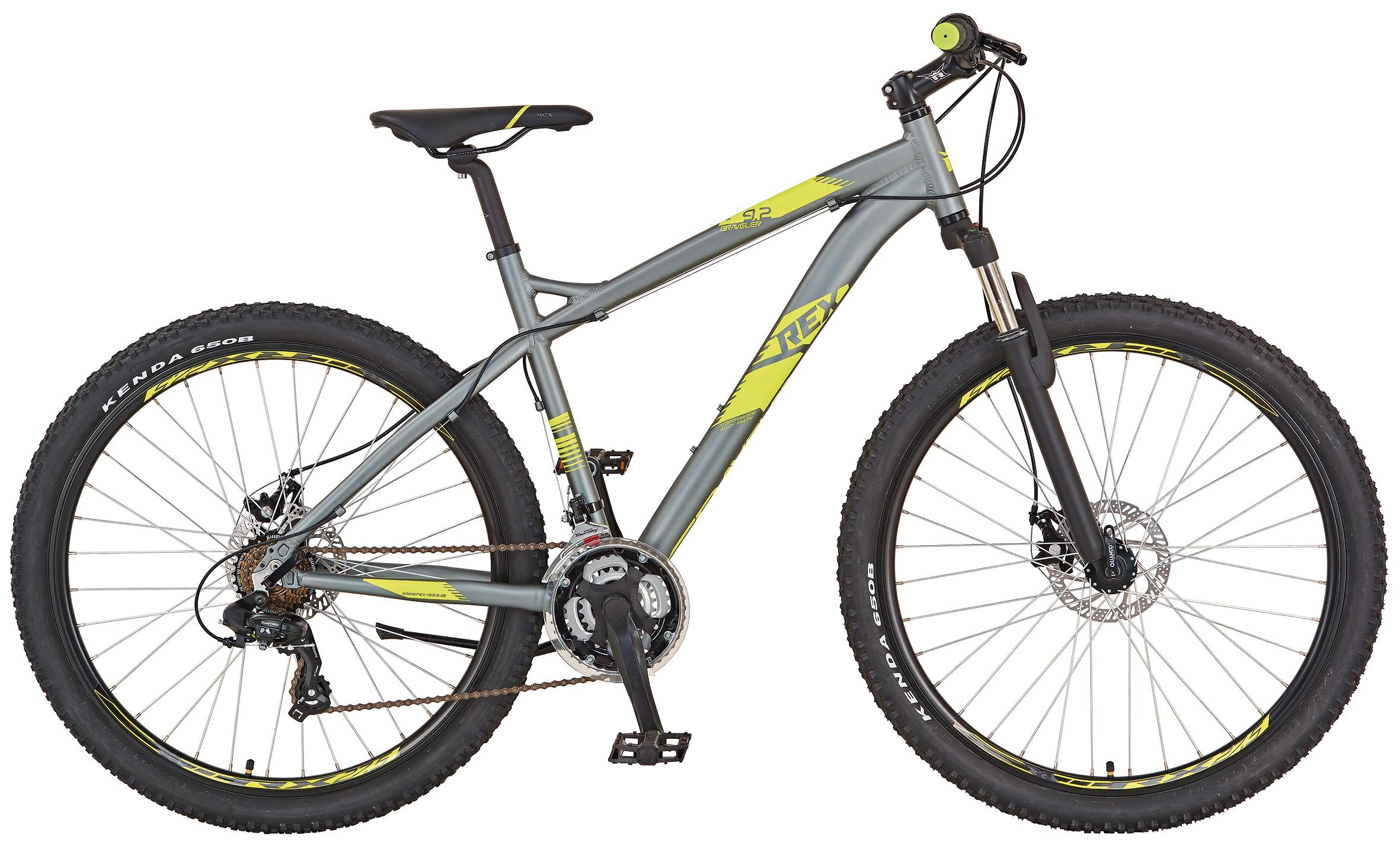 """Rex Bike Fahrrad / Mountain Bike Graveler 9.2 MTB 27,5"""" Bild 1"""