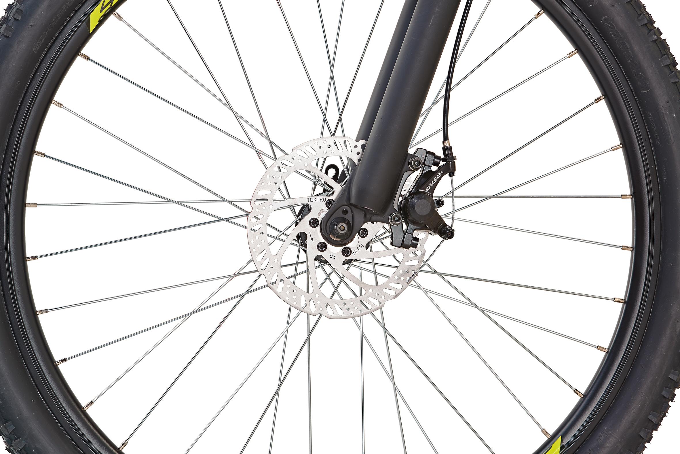 """Rex Bike Fahrrad / Mountain Bike Graveler 9.2 MTB 27,5"""" Bild 5"""